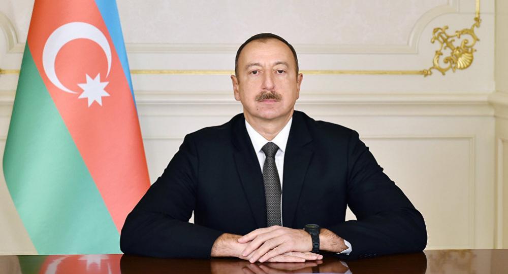 Cənab İlham Əliyev yenidən Azərbaycan Respublikasının prezidenti seçildi!