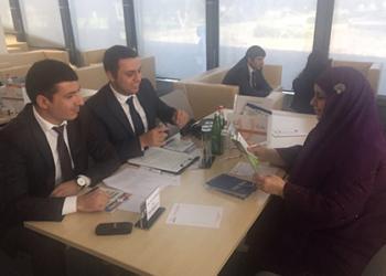 Azərbaycan - Körfəz Ərəb Dövlətlərinin Əməkdaşlıq Şurasına üzv ölkələri biznes forumu keçirilib